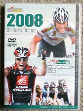 2008 Liege-Bastogne-Liege Fleche-Wallone World Cycling Productions 2 DVD clean