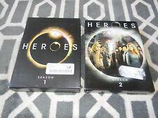 HEROES SEASONS 1 & 2, DVD