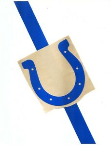 Colts TB Football Helmet Decals Free Shipping 95-03