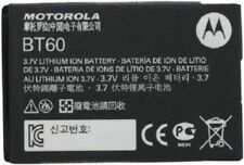 Genuine Battery Motorola BT60 for Moto Q MUSIC 9M Q DELUX IC902 THEORY WX430