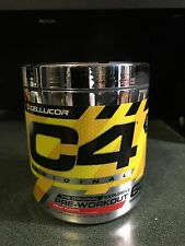 Cellucor - C4 Original - Pre-Workout ‑ 60 Servs - Fruit Punch - EXP 12/2018