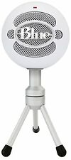 Blue microphones snowball ice usb cardioïde microphone avec réglable mic stand
