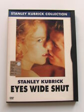 DVD - Eyes Wide Shut (1999) ECCELLENTE! Snapper Box Warner Z8! Stanley Kubrick