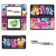 Mon petit poney vinyle peau sticker pour Nouveau Nintendo 3DS XL (avec c stick)