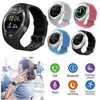 Bluetooth Smart Watch Phone Mate For Android Samsung S10 S9 S8 Huawei P30 Pro
