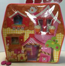 Mini Lalaloopsy Case Doll Play House Storage Handle Carrie Case