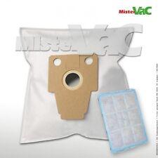 10x Staubsaugerbeutel + Filter geeignet Siemens VS08G2510/03 dynapower XXl