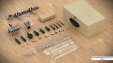 Cabinet Making Multi Function Jigs Set for 18mm - Minifix, Rafix, Hinges, Handle