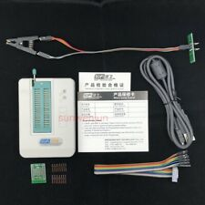 USB EEPROM SPI BIOS Universal SP8-A Programmer support 4000+ include test clip