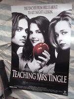 TEACHING MRS TINGLE  1 SHEET AUST VERSION MOVIE POSTER