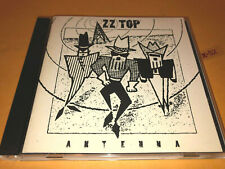 ZZ TOP Antenna CD hits Pincushion Breakaway Girl in T-Shirt Fuzzbox Voodoo