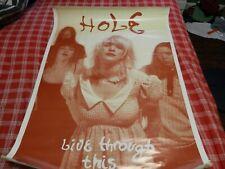 Original Hole Live Through This Courtney Love Poster 24X36