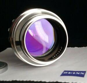 "Tair-11, KMZ, 2.8/133, M39, M42. ""Silver"". 20 petal aperture"