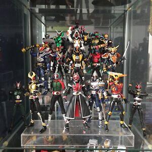 Kamen Rider SH Figuarts LOT 17 Figures Masked Rider Bandai