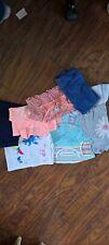 Toddler girls clothes size 24 mo. summer clothes, VGC