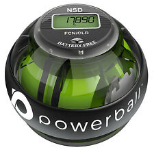 NSD Powerball 280Hz Autostart Pro Hand grip Exerciser & Forearm Exerciser