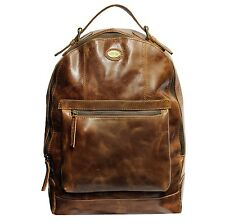 Fossil Genuine Leather Backpack for Unisex, multipurpose, best for travelling
