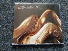 GEORGE MICHAEL-Amazing/The mixages MAXI-CD