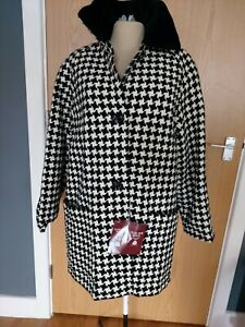 Marks And Spencer Coat Size 14