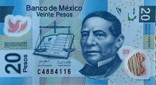 Mexico Series 2007 20 Pesos Circulated (Polymer) [Combine Shipping!]