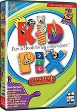 Kid Pix Deluxe 4  the ultimate creative playground for Kids   KidPix  Brand New