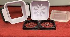 KitchenAid Fruit Slicer, Wedger & Corer 5pc Storage Set
