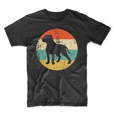 Men's English Mastiff Shirt - Retro Mastiff Dog Breed Icon T-Shirt