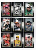^2012 Legends GREEN RETAIL PARALLEL #43 Kevin Harvick BV$3! VERY SCARCE!