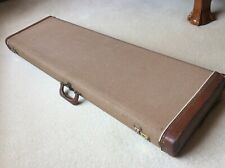 Fender Bass Case Pre-CBS 1959/60 Precision 1960 Jazz. Very usable & very rare!