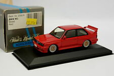 Minichamps 1/43 - BMW M3 E30 Rouge