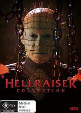 HELLRAISER Collection - 5 6 7 8 + Revelations : NEW DVD