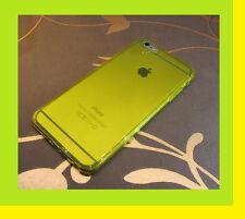iPhone 6 plus Schutzhülle,Hülle , Case NEONgelb , yellow  (C7E)