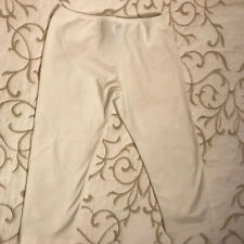 Amy Byer White Leggings - Girls Size 7-8 - Perfect!
