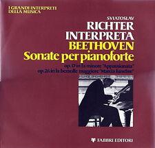 BEETHOVEN - SONATE PER PIANOFORTE # SVIATOSLAV RICHTER