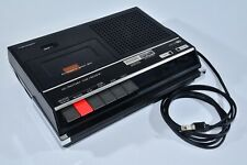 Realistic Portable Cassette Recorder CTR-21A Cat. No. 14-827