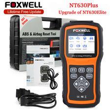 Automotive OBD2 Code Reader ABS Airbag SRS SAS Reset Car Diagnostic Scan Tool