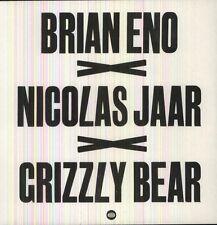 """Brian Eno / Nicolas - Brian Eno X Nicolas Jaar X Grizzly Bear [New 12"""" Vinyl]"""
