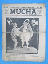 MUCHA - Rok Wydania : Warszawa 1926r.