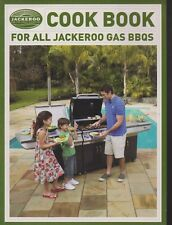 COOK BOOK FOR ALL JACKEROO GAS BBQS , 2007