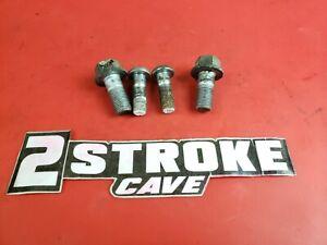 Honda Foot Pegs Bolt CR125R CR250R 97 98 99 00 01 - 90101-KZ3-B00, 90105-KZ4-J20