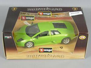 Burago Lamborghini Murcielago 1/18 Scale Model - Green - Gold Collection    |13
