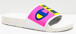 Champion IPO Slides Kids' Boy's Girl's Sandals House Shoes Big Kids' Beach Pool
