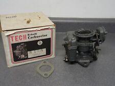 Reman Carter YFA 1-Barrel Carburetor 7031s 1975 Ford Mercury 200 250 6-Cylinder
