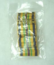 Us Agency, Dept of the Navy Recruiting Service Ribbon, 25 service ribbons