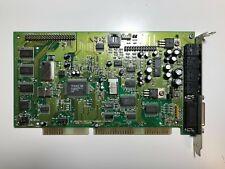 Sound Blaster 16 CT2800 ISA Soundkarte mit Yamaha OPL3 für 386, 486