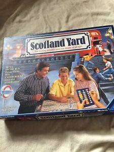 Vintage Scotland Yard Board Game Ravensburger