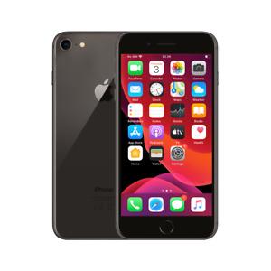 Apple iPhone 8 64GB Smartphone, spacegrau (ohne SIM-Lock) OVP