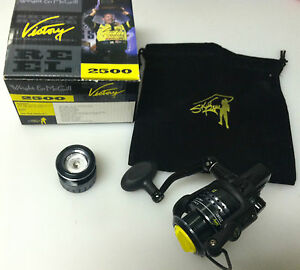 WRIGHT & MCGILL - W & M - SKEET REESE VICTORY SPINNING FISHING REEL 4000 - NIB