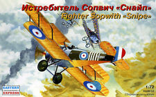 EASTERN EXPRESS 72155 FIGHTER SOPWITH SNIPE WWI SCALE MODEL KIT 1/72 NEW