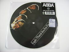 "ABBA - EAGLE - 7"" PICTURE DISC VINYL NEW UNPLAYED 2017"